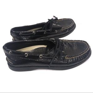 | Sperry | Top Sider patent boat shoes
